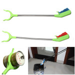 Junk Pick Up Tools Gadget Müll Picker Bodenkralle Easy Grip Badezimmer