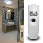 LCD Automatische Timer Non Aerosol Duftstoff Duftspender Spray Lufterfrischer Badezimmer