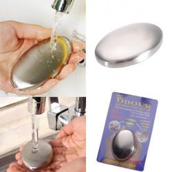 Magie Oval Edelstahl Reinigung Seife Küche Bad Waschseife