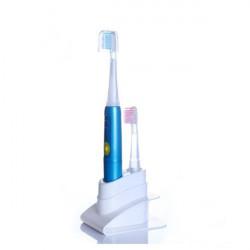 Bewegliches wasserdichtes Ultraschall elektrische Zahnbürste mit Bodenplatte