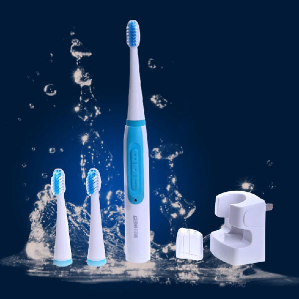 Portable Wireless Inductive Charging Type Ultrasonic Toothbrush Bathroom