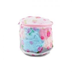 Printing Mesh Bra Washing Protector Underwear Laundry Wash Bag