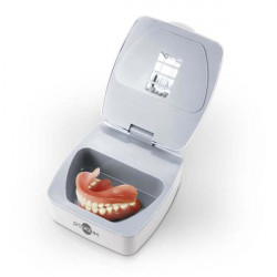 Prooral Dentures Sterilizer UV Ozone False Teeth Braces Sterilize Box
