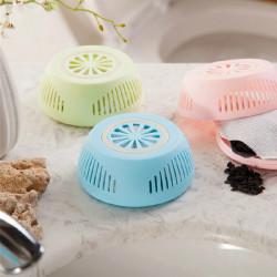 Kylskåp Deodorant Aktivt Kol Box Toalett Bil Lukt Adsorb Bag