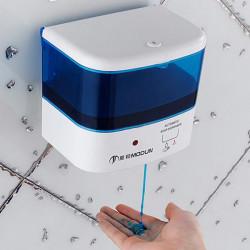 Vægmonteret Badeværelse Auto-induktion Flydende Sæbe Dispensere