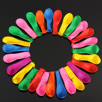 120 Water Bomb Coloured Balloon Ball Fun Kid Toy Outdoor Party Festival Gifts & Party Supplies