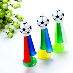 2014 World Cup Football Trumpet Soccer Horn Fans Cheer Props