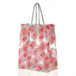 6stk Rose PP Geschenk Verpackung Taschen