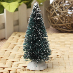 Christmas Decoration Christmas Holiday Mini Tree Ornaments Gift