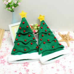 Christmas Decoration Supplies Christmas Tree Hat For Adult And Kid
