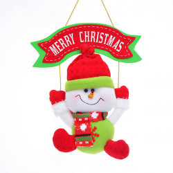 Christmas Parachute Snowman Hanging Decoration Christmas Tree Hangings