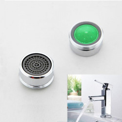 Chrome Gewindedrehwasserhahn Nozzle Belüfter Sprayer filtern