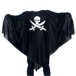 Creative Halloween Pirate Ghosts Sickle Costumes For Kid And Adult