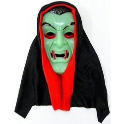 Halloween Costume Party Supplies Luminous Vampire Mask