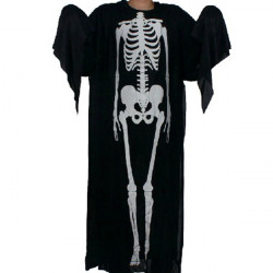 Halloween Creative Skeleton Skeleton Ghost Costume