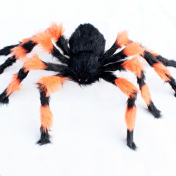 Halloween Flower Spider