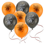 Halloween Fun Demon Ghost Pumpkin Balloon Festival Gifts & Party Supplies