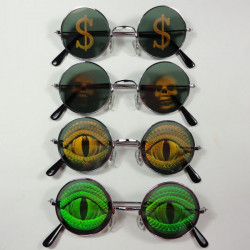 Halloween Horror Change Glasses