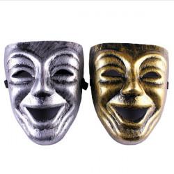 Halloween Party Masquerade Mask Oldgræsk Wine Gud Mask