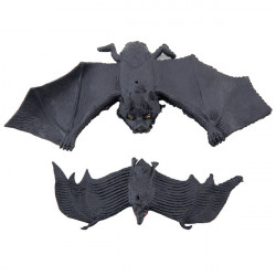 Halloween Supplies Props Simulation Bats Hang