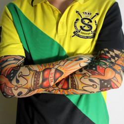 Halloween Tattoo Sleeves