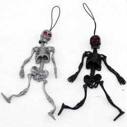 Halloween Trick Legetøj Hang Simulation Lille Menneske Skelet.