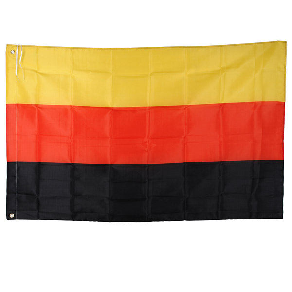 Outdoor Indoor Germany Country Banner National Flag Pennant 3x5ft Festival Gifts & Party Supplies
