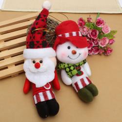 Julemanden Julepynt Snemand Party Dekoration