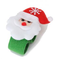 Santa Claus Slap Circle Bracelet Christmas Gift
