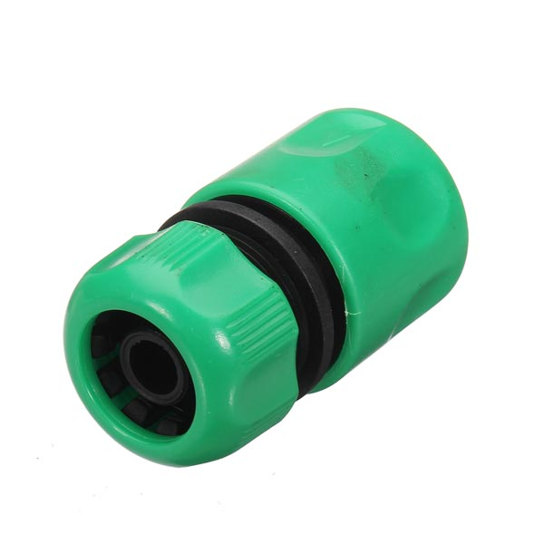 1/2 Inch Plastic Garden Vattenslang Quick Connector Slang Snabb Montering