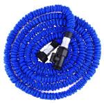 25 50 75 100FT flexibel ausbaubares Garten Wasserschlauch EU / US Standard Gartengeräte