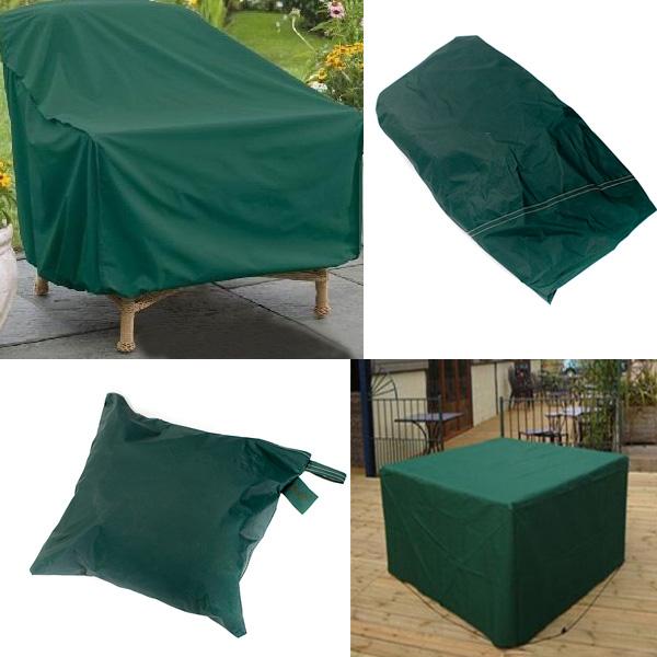 280x206x108cm wasserdichten Outdoor Möbel Set Abdeckung Tabelle Shelter Gartengeräte
