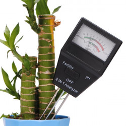 2 In 1 Analyzer Soil Tester PH Instrument Garden Tools