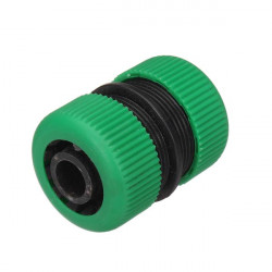 3/4 Inch Plastic Water Hose Connector Garden Water Pipe Restore Joint