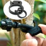 3stk OK Ringe Wasserschlauch Sprühdüse Dripper Fixing Fitting Gartengeräte