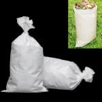 3stk Woven Gartenabfallsammlung Tasche verlassen Deadwood Recycling Gartengeräte