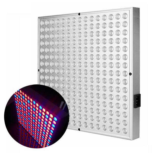 45W LED Anlage wachsen helle Verkleidung Gewächshäuser Pflanzensetzling Lampe Gartengeräte