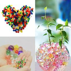 5bags DIY Farverige Magical Plant Growing Bolde Crystal Soil Vand Beads
