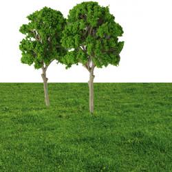 5stk Micro Landschaft Mulberry Bäume Topfpflanze Garten Decor