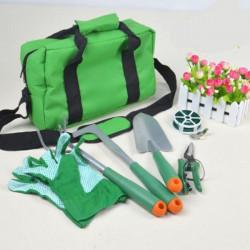 7stk Set Fasite Gartengeräte Anzug Mit Handy Tragetasche Werkzeuge Taschen