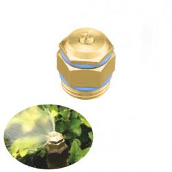 Messing Brechung Typ Einstellbar Micro Garten Düsen