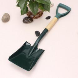 Cuspidal Og Flat Jern Trowel Havearbejde Spades Have Plantning Værktøj
