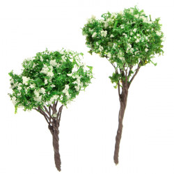 DIY Landscape Micro Blooms Tree Potted Plant Garden Decor
