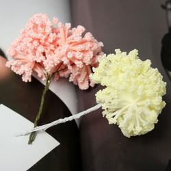 DIY Miniatur schöne Blumen Ornamente Topfpflanze Garten Decor