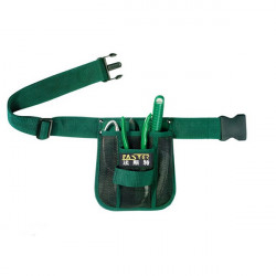 Fasite Garden Tool Kit Bag Havearbejde Waist Bag Hanging Pouch
