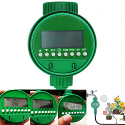 Intelligent Automatic Flowers Watering Timer House Garden Water Timer