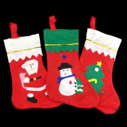 Large Size Weihnachtsstrumpf Taschen Geschenk Taschen Weihnachtsbaum Dekoration