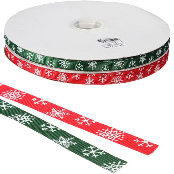 Frohe Weihnachten Supplies Schnee Band Grosgrain Bänder Home Decoration Gartengeräte