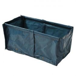 Plast Root Kontroll Plantering Kasse Trädgård Vegetabiliska