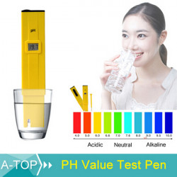 Pocket Digital PH Meter Test Pen TDS Tester Multifunction Water Quality Tester